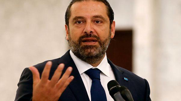 سعد الحريري متفائل بشأن تشكيل حكومة جديدة في لبنان