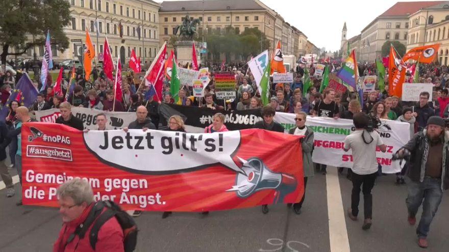 Mehr als 21.000 in München gegen Hass und Politik der Angst
