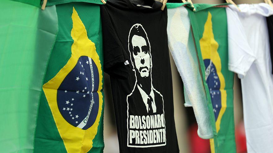 Bolsonaro, un candidato ultra para Brasil