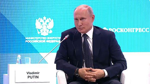 """Путин: """"Скрипаль - предатель родины"""""""