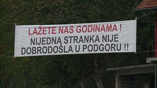 سكان قرية بوسنية يقاطعون السياسيين: كفاكم كذباً