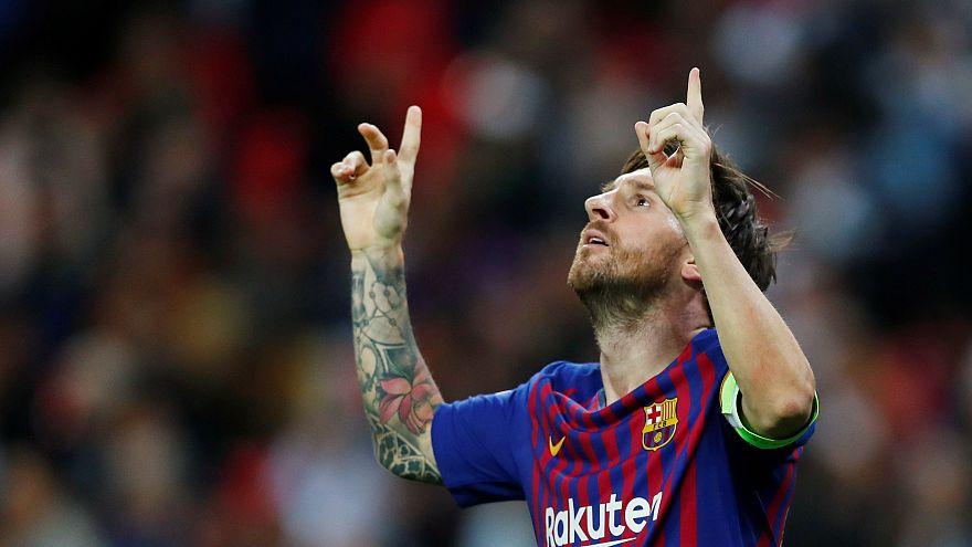 Ligue des Champions : Barcelone au-dessus