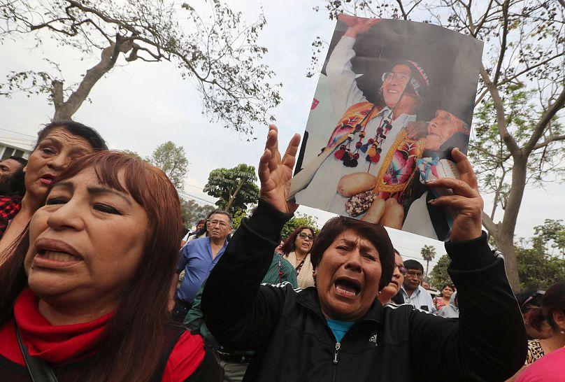 Foto: REUTERS/Mariana Bazo