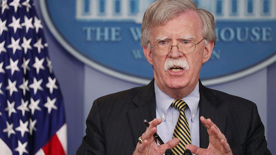 John Bolton: Uluslararası Adalet Divanı'nın kararları siyasi ve etkisiz