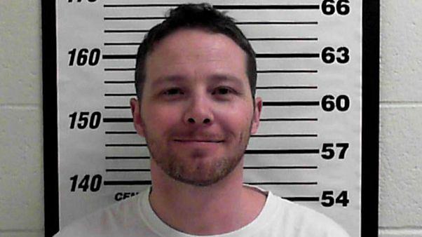 صورة للمشتبه به وليام كلايد آلن - 39 عاما