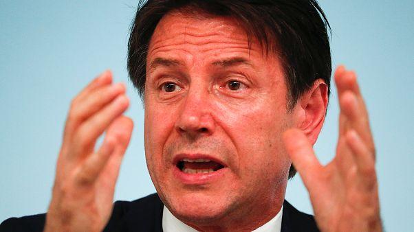 Ιταλία: Διαβεβαιώσεις Κόντε για την πορεία της οικονομίας