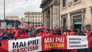 İtalya'da ırkçı saldırgana 12 yıl hapis