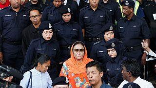 Rosmah Mansor, wife of Malaysia's former Prime Minister Najib Razak