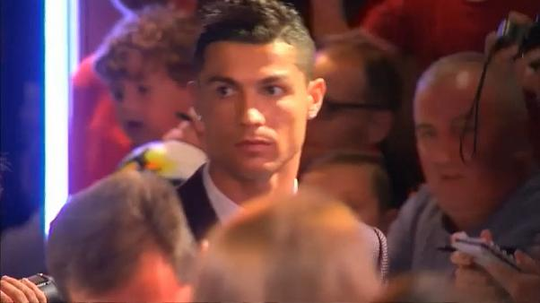 Ronaldo firmly denies rape allegation