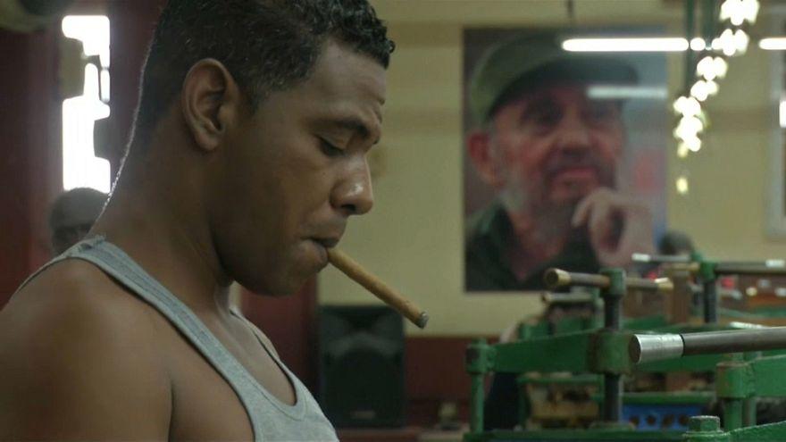"""""""Lectores de tabaquería"""", una profesión en Cuba"""