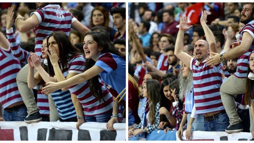 Trabzonspor - Nanterre EuroChallenge Final Karşılaşması, 26 Nisan 2015