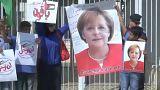 Beduinen hoffen auf Angela Merkel