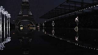Louis Vuitton y Saint Laurent cierran la semana de la moda de París