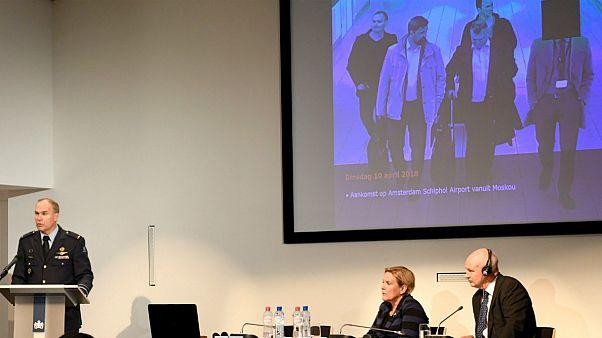 جلسه وزیر دفاع هلند در اعلام هک سایبری توسط روسیه