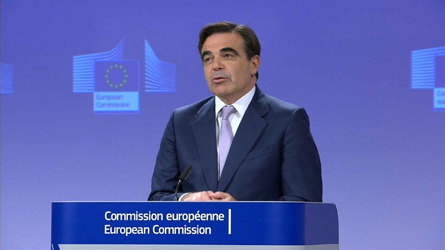 """Еврокомиссия: """"расставаться всегда тяжело"""""""