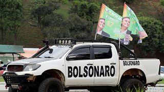 Todos contra Bolsonaro a tres días para las presidenciales brasileñas