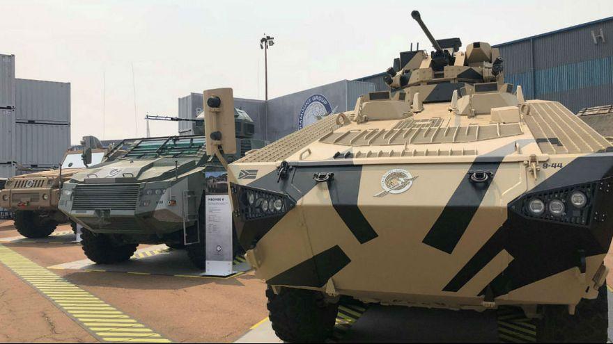 عربستان سعودی در پی مشارکت گسترده در صنعت اسلحهسازی آفریقای جنوبی