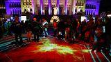 Angst vor Ansteckung: Besorgte Partygäste des KitKat-Nachtclub in Berlin