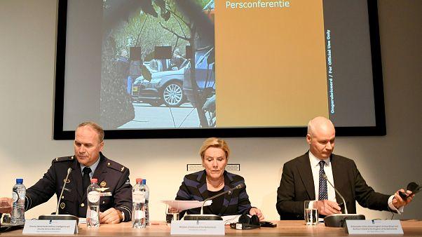 Hollanda: Rusya  OPCW'ye saldırı planladı