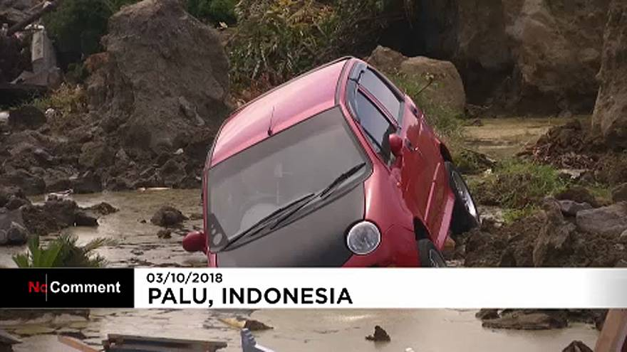 Сулавеси: Палу после удара стихии