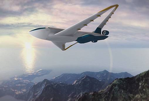 """Futuris"" reaches for the sky with the wings of the future"