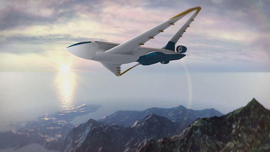 مهندسان اروپایی مدلی برای هواپیماهای آینده را می آزمایند