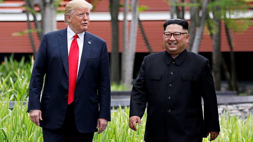 Нобелевская премия мира: Трамп и Ким – фавориты