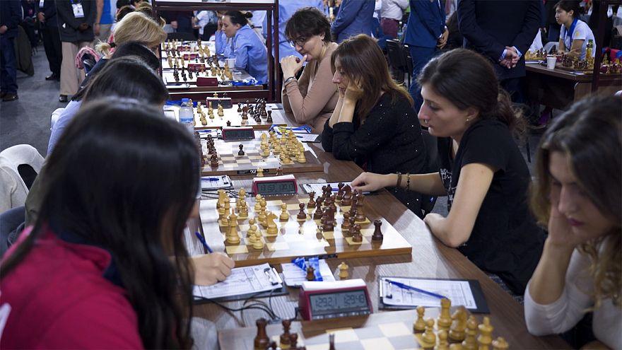Schach matt! Georgisches Batumi ist eine Woche lang Schachzentrum