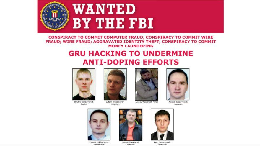 آمریکا هفت مامور امنیتی روسیه را به انجام حملات سایبری متهم کرد