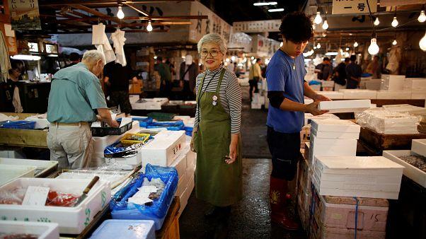 Tóquio encerra maior mercado de peixe do mundo