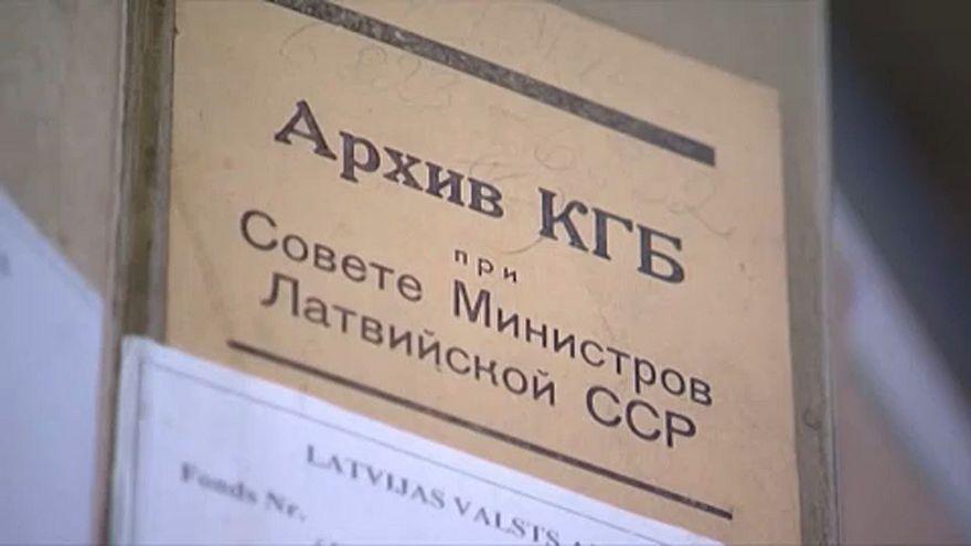 Riga: KGB-s aktákat tesznek közzé