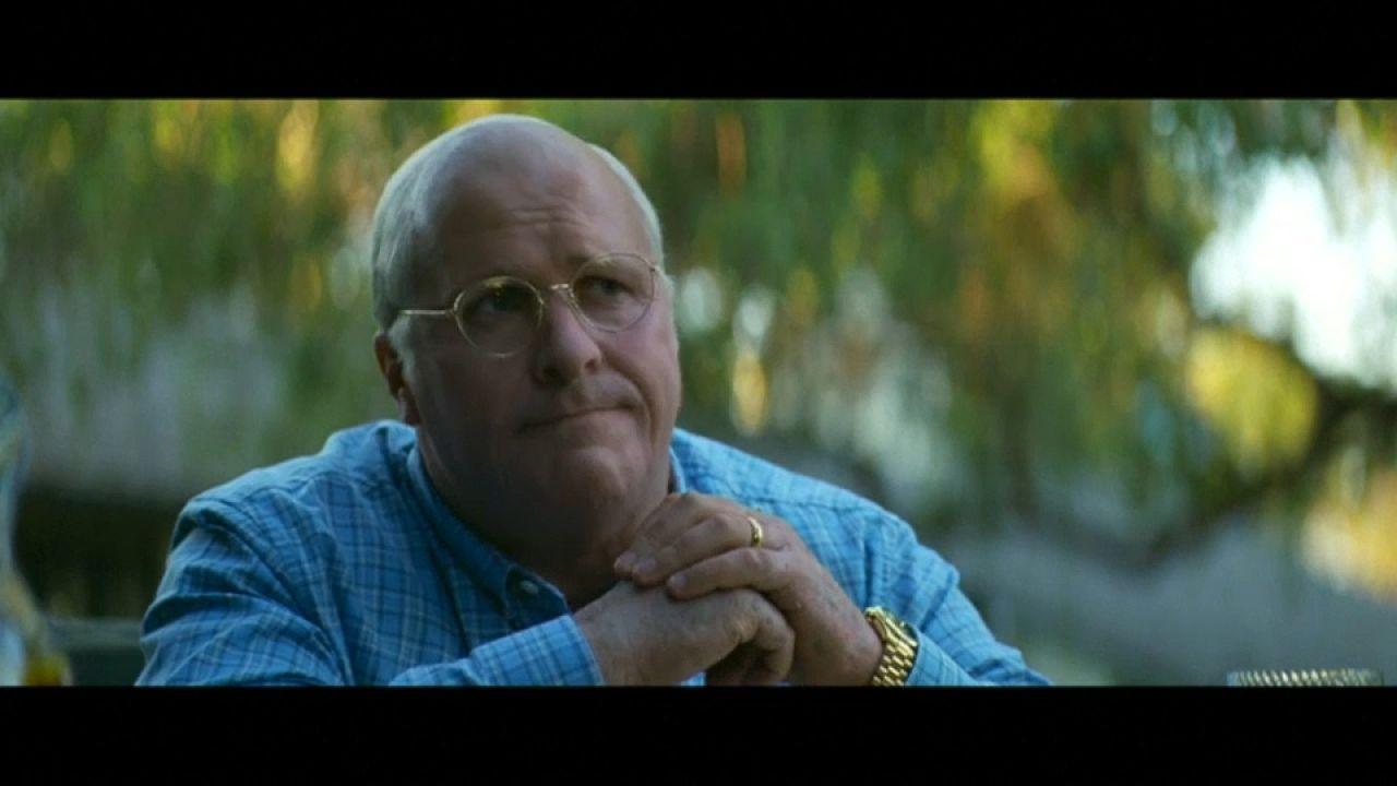 Christian Bale engorda 18 quilos para encarnar Dick Cheney