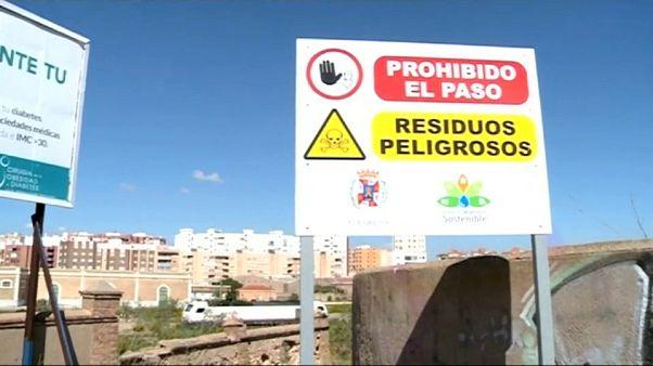 Hay seis zonas con radiación nuclear en España