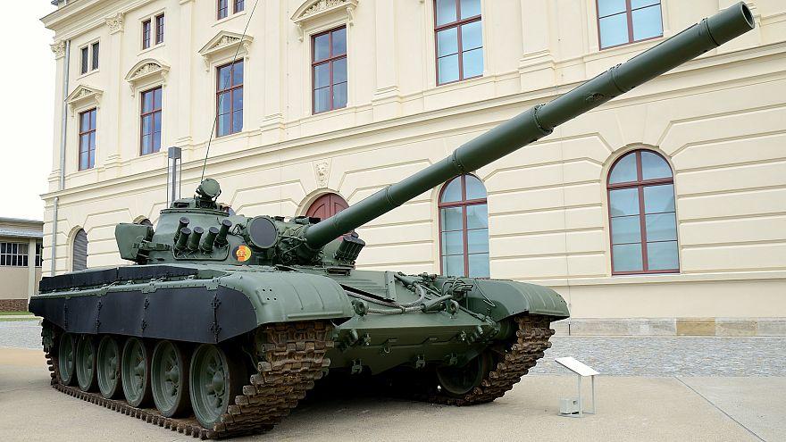 T-72 MHM Dresden