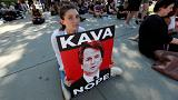 Washington : ultimes manifestations contre Brett Kavanaugh