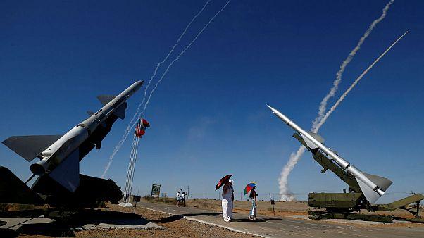آمریکا: هدف از تحویل اس-۳۰۰ روسی به سوریه، پوشش فعالیتهای شریرانه ایران است