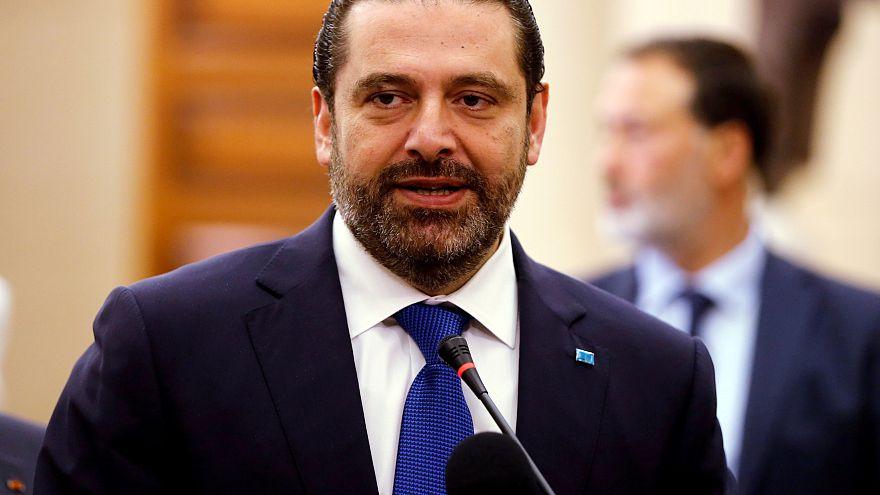 الحريري: حكومة في لبنان خلال أسبوع أو عشرة أيام