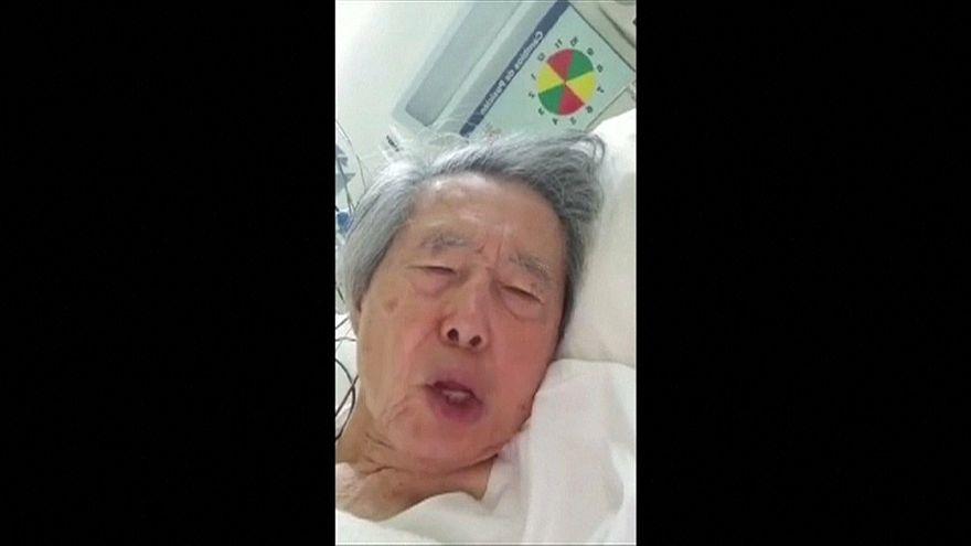 """Fujimori: """"Si regreso a prisión mi corazón no lo soportará"""""""