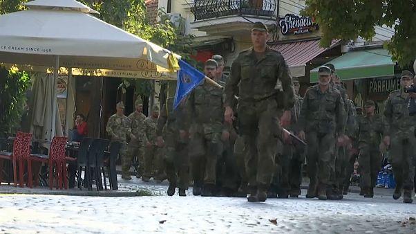 Kosovo: Bundeswehr übergibt Lager in Prizren