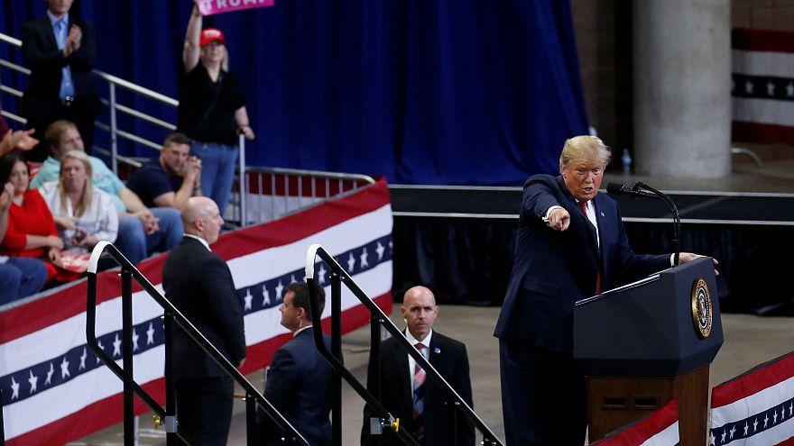 Trump, ABD'nin yeni Terörle Mücadele Ulusal Güvenlik Stratejisini onayladı