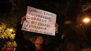 Indignación entre las víctimas de abusos en Chile por el silencio del cardenal Ezzati