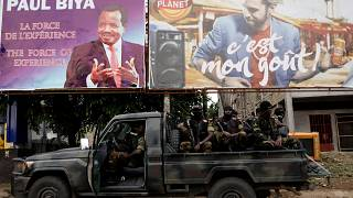 Cameroun : Paul Biya brigue un septième mandat
