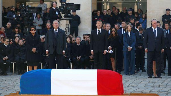 France : hommage national à Charles Aznavour