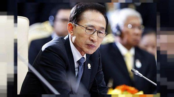 Eski Güney Kore Cumhurbaşkanı Lee Myung-bak'a 15 yıl hapis cezası
