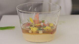 Soya kremalı tavuklu tiramisu: Michelin yıldızlı şef aşçı Thierry Voisin'ın özel tarifi