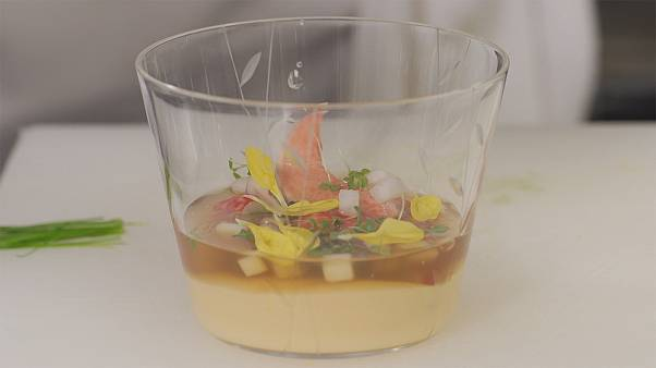Receita: Creme de Soja do Chef Thierry Voisin