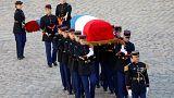 Canlı - Fransa Charles Aznavour'a veda ediyor