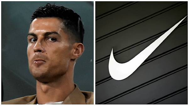 Скандал с Роналду: Nike опасается за свой имидж