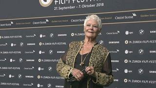 Ελβετία: Τιμητικό βραβείο για την Τζούντι Ντεντς