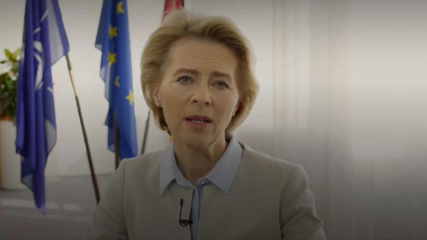 Europe must play post-war role in Syria to allow refugees to return, says German Defence Minister